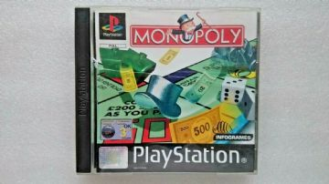 Monopoly (Sony PlayStation 1, 1997)